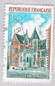 France 1374 Used Clos Luce 1 1973 (BP43720)