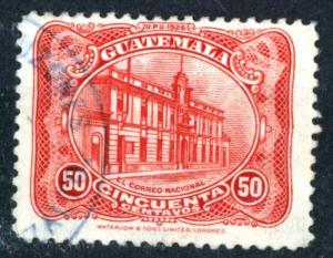 Guatemala - SC #222 - Used - 1926 - Item G106