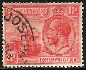 Trinidad and Tobago 1922 Scott# 23 Used