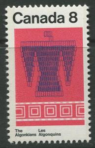 STAMP STATION PERTH Canada #568 Indiand1973 MNH CV$0.35
