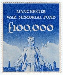 (I.B) Cinderella Collection : Manchester War Memorial Fund