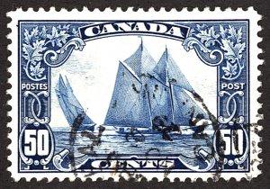 Canada #158 Used