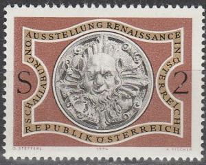 Austria #990 MNH (S3304)
