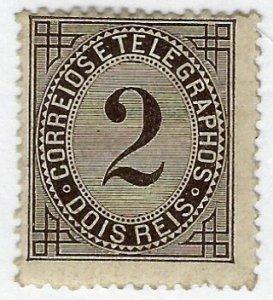 Portugal  SC#57 Mint Fine SCV$20.00...Worth a Close Look!