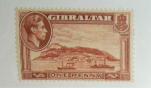 1941 Gibraltar Scott #108c