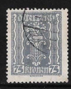 Austria Used [3678]