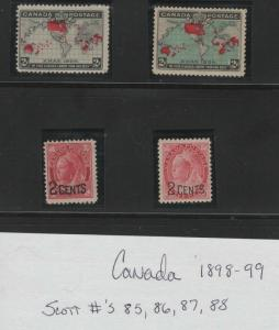 Canadian Stamps **