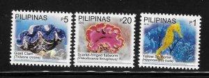Philippines 2010 Marine Life Seahorse MNH A2045