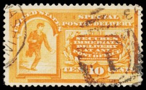 U.S. SPECIAL DELIVERY E3  Used (ID # 100868)