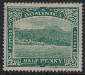 Dominica #50  CV $6.25