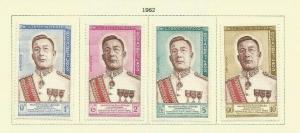 LAOS 1962 SCOTT 70-3 MH