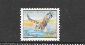 BIRD - AUSTRIA #2116  MNH