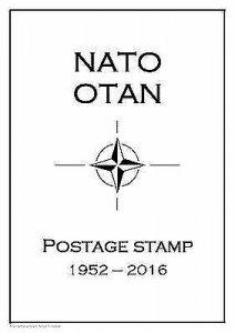 NATO OTAN  PDF (DIGITAL)  STAMP  ALBUM PAGES 1952-2016