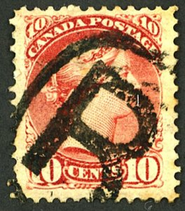 CANADA #45a USED