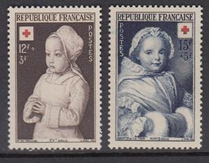 France B264-5 mint