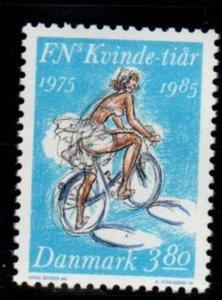 Denmark Sc 779 1985 UN Decade for Women stamp mint NH