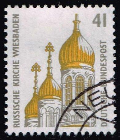 Germany #1522 Russian Church; Used (0.40)
