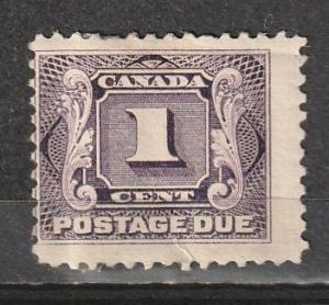 J1 Canada Mint OGHH