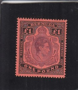 Bermuda: Sc #128a, MH (35169)