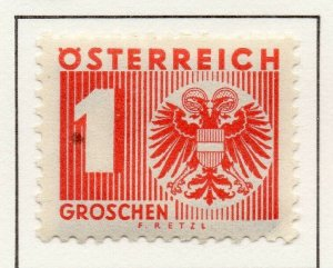 Austria 1935 Issue Fine Mint Hinged 1g. [SKU]]