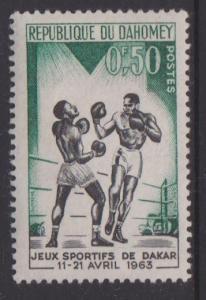 Dahomey Sc#172 MNH