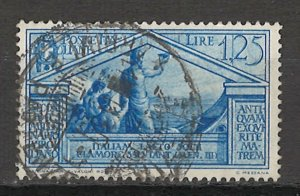 COLLECTION LOT # 5410 ITALY #254 1930 CV+$12