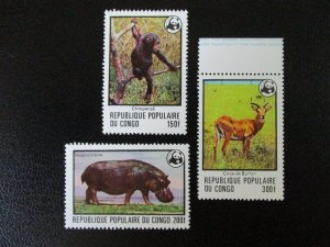 Congo # Mint Never Hinged (K7G1) WDWPhilatelic