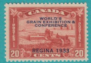 CANADA 203 MINT HINGED OG NO FAULTS EXTRA FINE