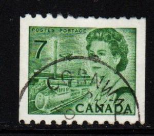 Canada - #549 Queen Elizabeth II  - Used