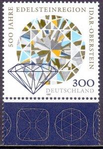Germany. 1997. 1911. Crystal processing. MVLH.