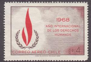Chile C297 Human Rights 1969