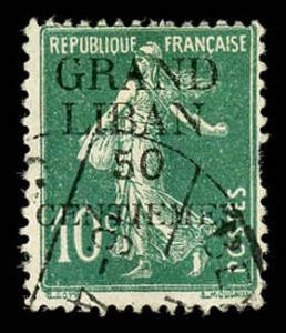 Lebanon 3 Used