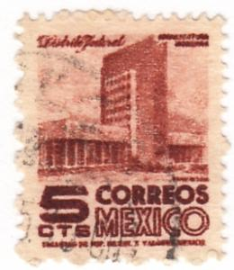 Mexico, Scott # 857, Used