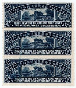 (I.B) China Revenue : Wine Duty (Trade Revenue)