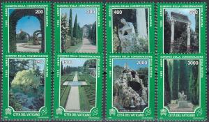 Vatican City #980-87  MNH CV $10.85 Z78