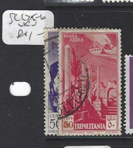 LIBYA TRIPOLITANIA (P0809B)  SC   L25-6      VFU