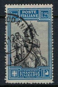 Italy #206 CV $4.00