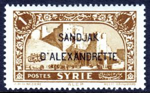 Alexandretta - Scott #4 - MH - SCV $4.25