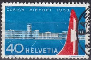 Switzerland #344   F-VF Used  CV $10.50 Z769