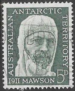 AAT L7 Used - Sir Douglas Mawson