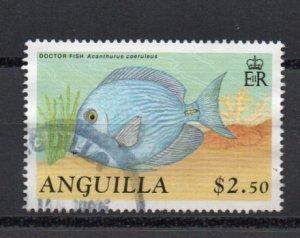 Anguilla 805 used