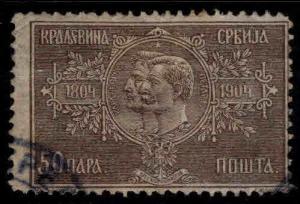 Serbia  Scott 83 Used