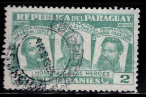 Paraguay Scott 485 Used stamp