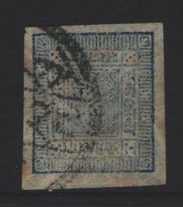 Nepal Sc#13 Used