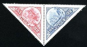 USA 3130,3131   Pair   used 1997 PD
