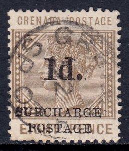 Grenada - Scott #J5 - Used - SCV $6.00