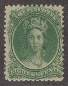 Nova Scotia Scott #11 Stamp - Mint NH Single