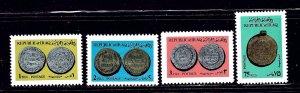 Iraq 849-53 MH 1978 set    (ap1961)
