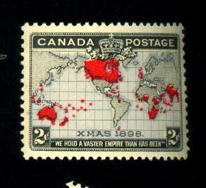 Canada #85 MINT XF OG LH Cat$45