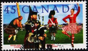 Canada.1997 45c S.G.1742 Fine Used